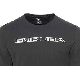 Endura One Clan Carbon T-Shirt Herren black